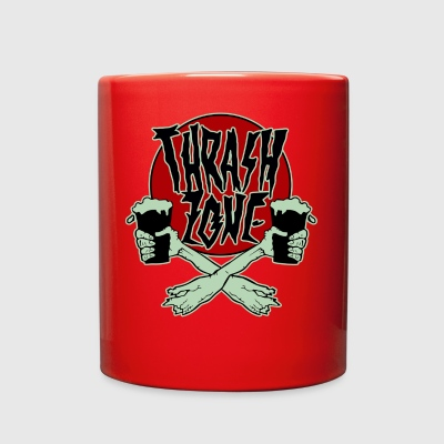 Thrash Zone - Full Color Mug