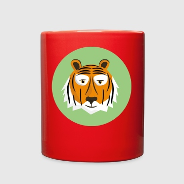 tiger - Full Color Mug
