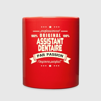 Original Dental Assistant - Full Color Mug