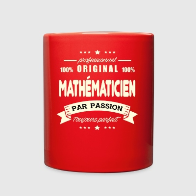 Original Mathematician - Full Color Mug