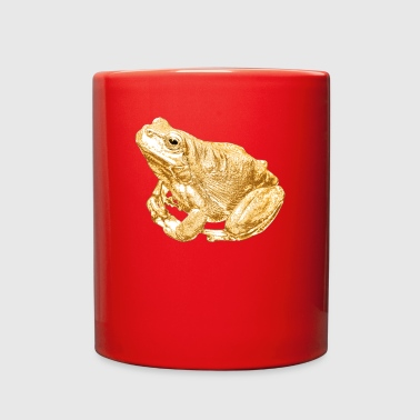 Golden Frog - Full Color Mug