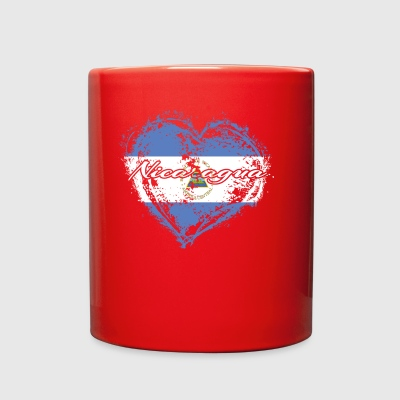 HOME ROOTS COUNTRY GIFT LOVE Nicaragua - Full Color Mug