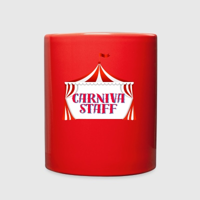Carnival Staff Circus Shirt - Full Color Mug