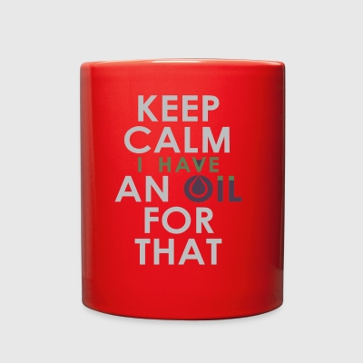 Keep Calm I Have An Oil For That - Full Color Mug