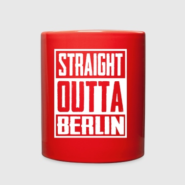 Straight Outta Berlin - Full Color Mug