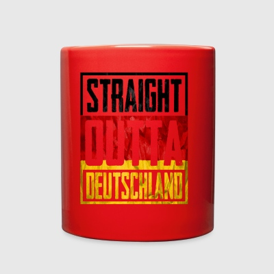 Straight Outta Deutschland - Full Color Mug