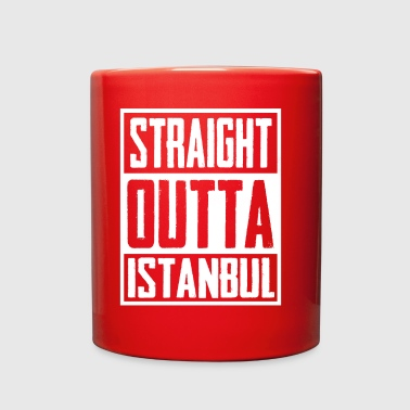 Straight Outta istanbul - Full Color Mug