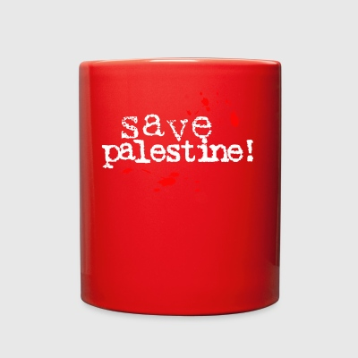 save palestine - Full Color Mug