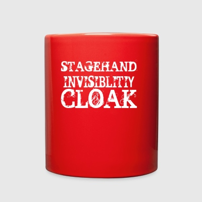 Stagehand Invisibility Cloak - Full Color Mug