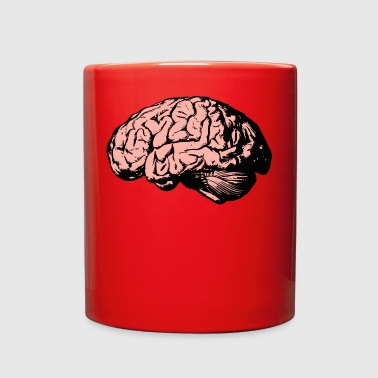brain - Full Color Mug