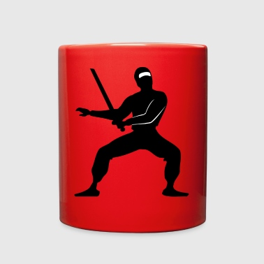 ninja - Full Color Mug