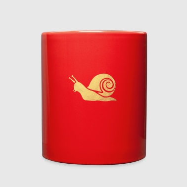 Snail - Full Color Mug