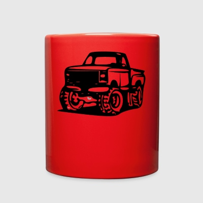 4x4 - Full Color Mug