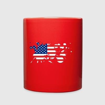 Fourth of July | Celebrate Independence Day - Full Color Mug