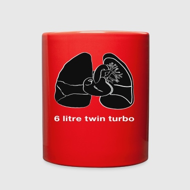 Heart ( 6 litre twin turbo ) - Full Color Mug