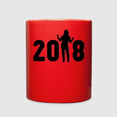 new year - Full Color Mug