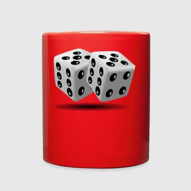 dices - Full Color Mug