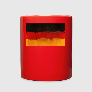 german flag - Full Color Mug