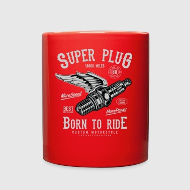 Super Plug2 - Full Color Mug