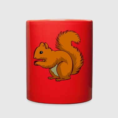 squirrel - Full Color Mug