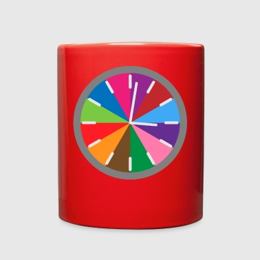 clock - Full Color Mug