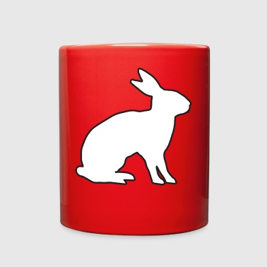 rabbit eastern - Full Color Mug