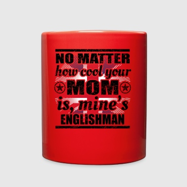 no matter cool mom mutter gift England png - Full Color Mug