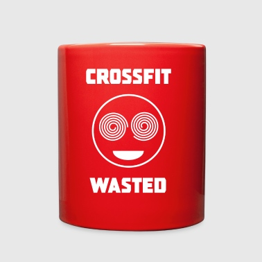 X-fit Wasted - Full Color Mug