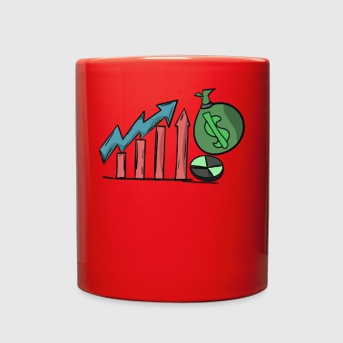 Money Investment Growth Value Investing Earnings - Full Color Mug