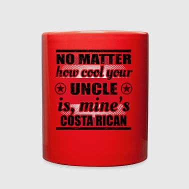 no matter uncle cool onkel gift Costa Rica png - Full Color Mug