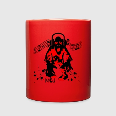 Music Zombie - Full Color Mug