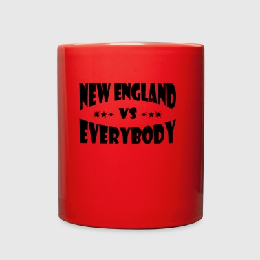 New England Vs Everybody - Full Color Mug