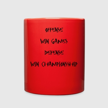 championsship - Full Color Mug