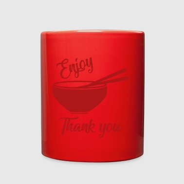 CHINESE FOOD - Full Color Mug