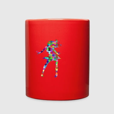 dancer - Full Color Mug