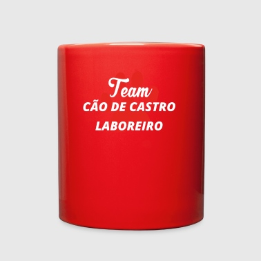 Hund hunde Team verein frauchen ca o de castro lab - Full Color Mug
