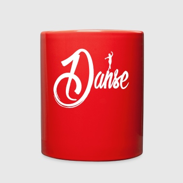 Dance | Danse | France - Full Color Mug