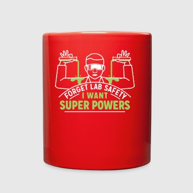 forget superpowers - Full Color Mug