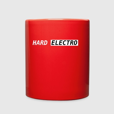 Hard Electro - Full Color Mug