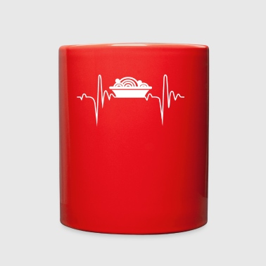 Spaghetti Heartbeat Gift - Full Color Mug