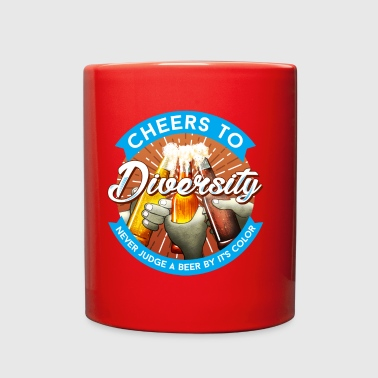 Cheers to Diversity - Full Color Mug