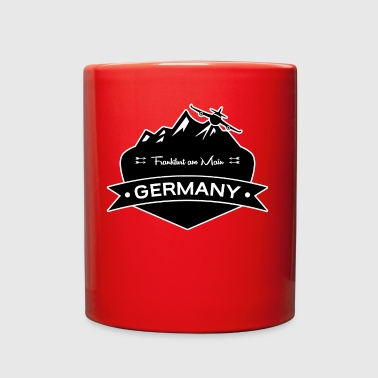 Frankfurt am Main Germany - Full Color Mug