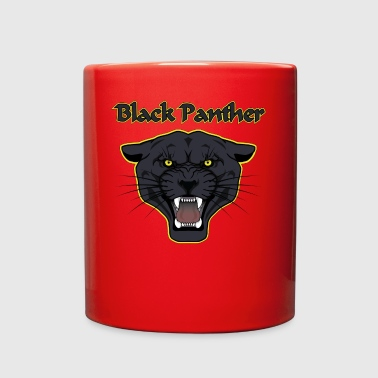 Black panther - Full Color Mug