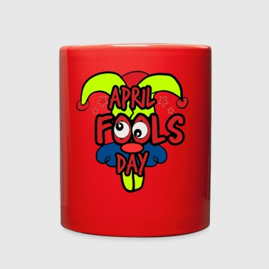 April Fools Day 2018 Special Shirt - Full Color Mug