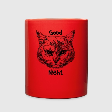 Good night - Full Color Mug