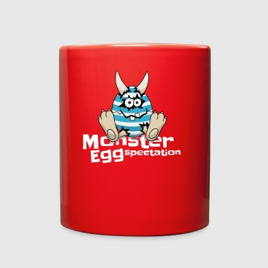 Monster EGG-spectation expectations easter gift - Full Color Mug