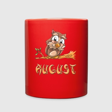 August Owl - Full Color Mug