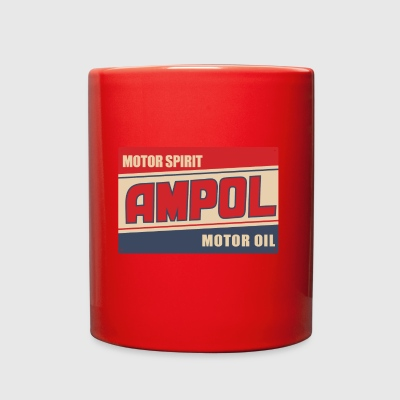 Ampol Motor Oil - Full Color Mug