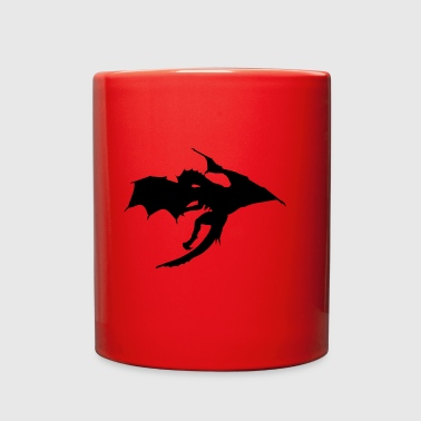 Dragon on your Cup - Full Color Mug