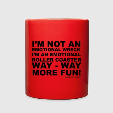 EMOTINAL WRECK - Full Color Mug